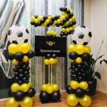 voetbal-pijl-ballonnen