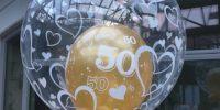 Bubble Harten Met 50 Er In kopie