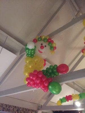 Clown De Kei Geysteren 2017 kopie