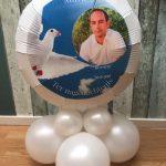 fotoballon herdenking uitvaart kopie