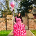 vrijgezellenfeest workshop jurk